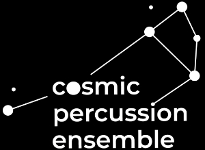 Logo Cosmic Percussion Ensemble